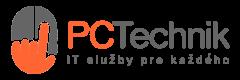PCTechnik – profesionálny servis notebookov Logo